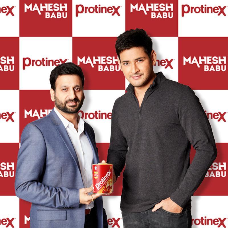Mahesh Babu becomes the Protinex Brand Ambassador
