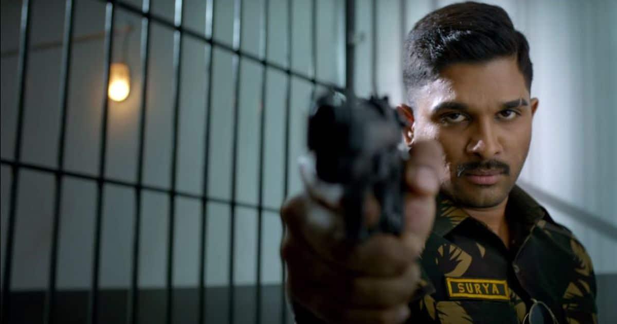 Naa Peru Surya Naa Illu India Malayalam Official Teaser
