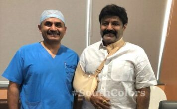 Nandamuri Balakrishna Discharged from Continental Hospital after Shoulder Surgery