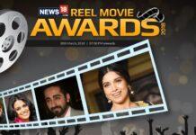News18 Reel Movie Awards 2018 Nominees