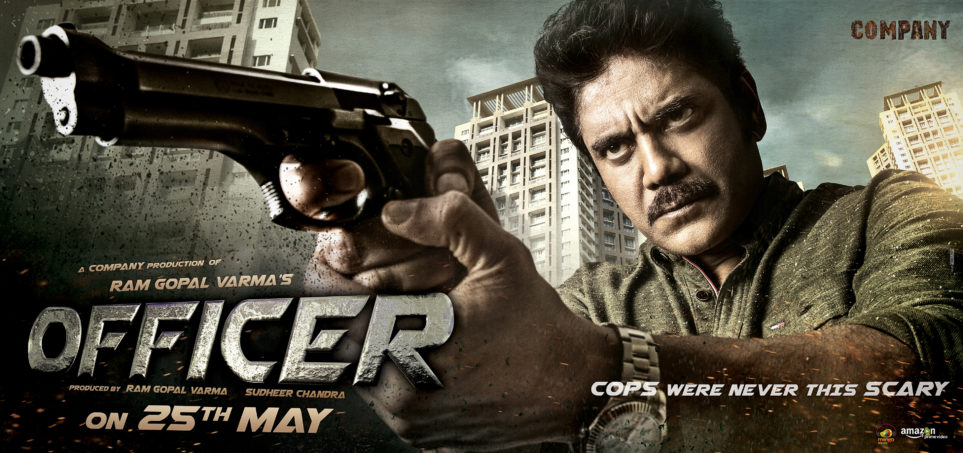 Officer Movie First Look Motion Teaser