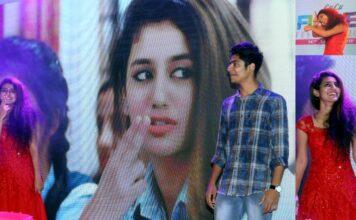 Oru Adaar Love Telugu Rights Sold