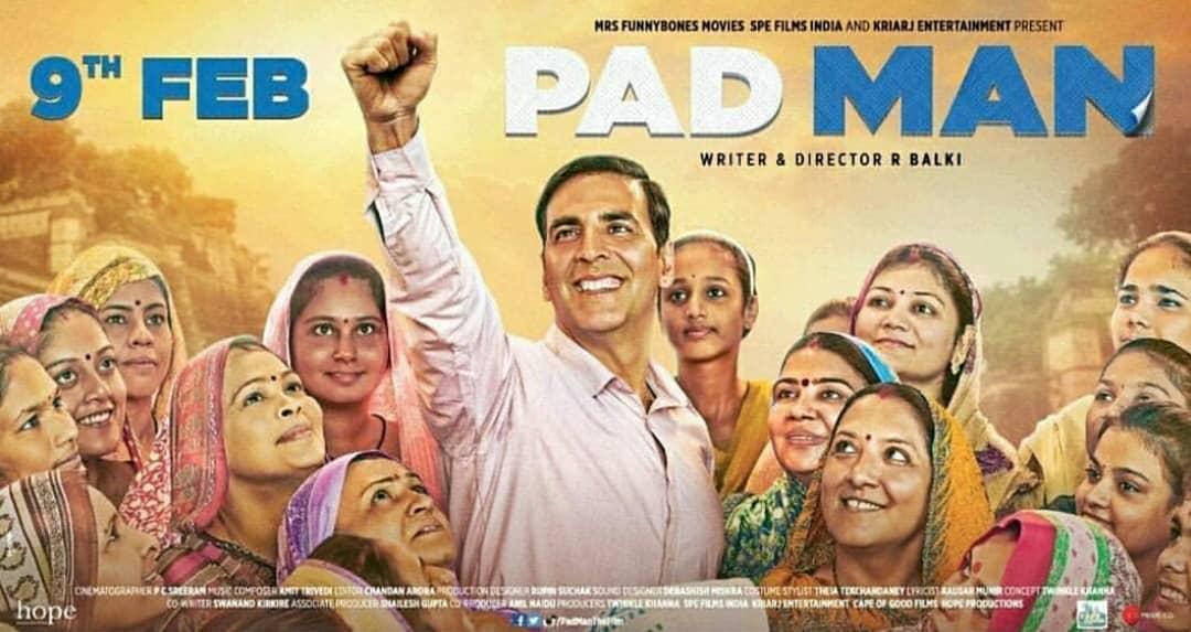 Akshay Kumar PADMAN Full Movie Banned in Pakistan