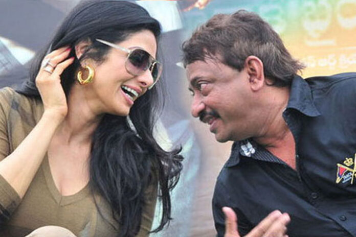 Ram Gopal Varma Saddened by Sridevi Death