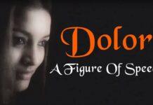 Renu Desai's Dolor A Figure Of Speech
