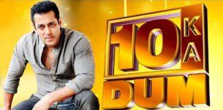 Salman Khan Charges Rs 78 Crores For Dus Ka Dum Season 3