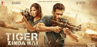 Tiger Zinda Hai Total Box Collections Worldwide