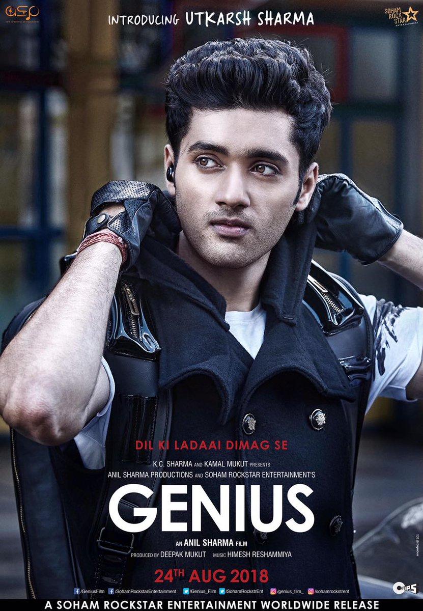 Genius First Look Poster