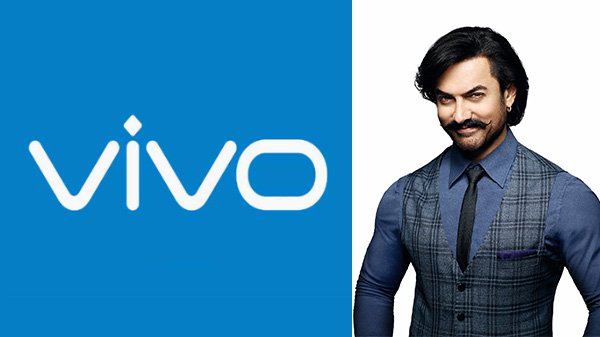 Aamir Khan is Vivo India New Brand Ambassador - SouthColors