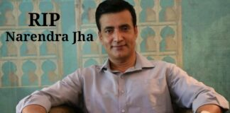 Actor Narendra Jha Dies Due to Heart Attack At 55