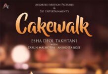 Actress Esha Deol's Cakewalk Short Film First Look