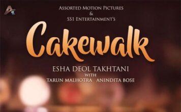 Actress Esha Deol's Cakewalk Short Film First Look
