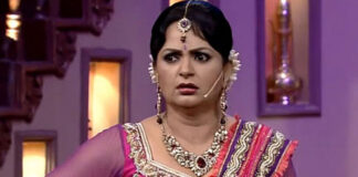 Actress Upasana Singh files FIR against Cab Driver for Attempted Molestation