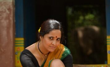 Anchor Anasuya Bharadwaj As Rangammattha in Rangasthalam Movie