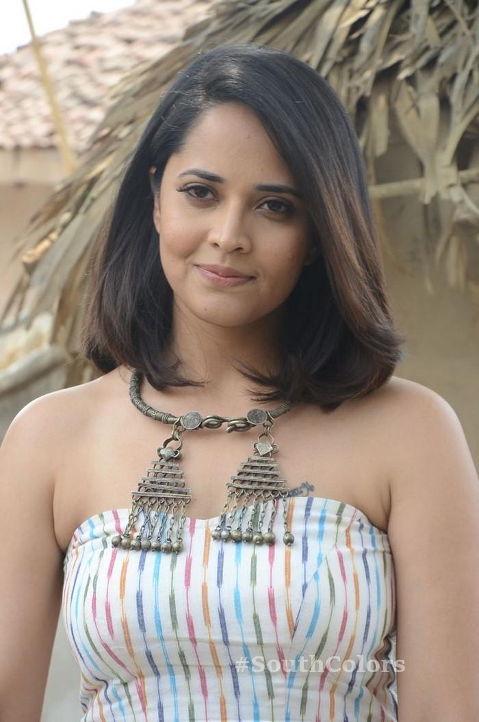 anchor anasuya latest photos rangasthalam movie release press meet 12