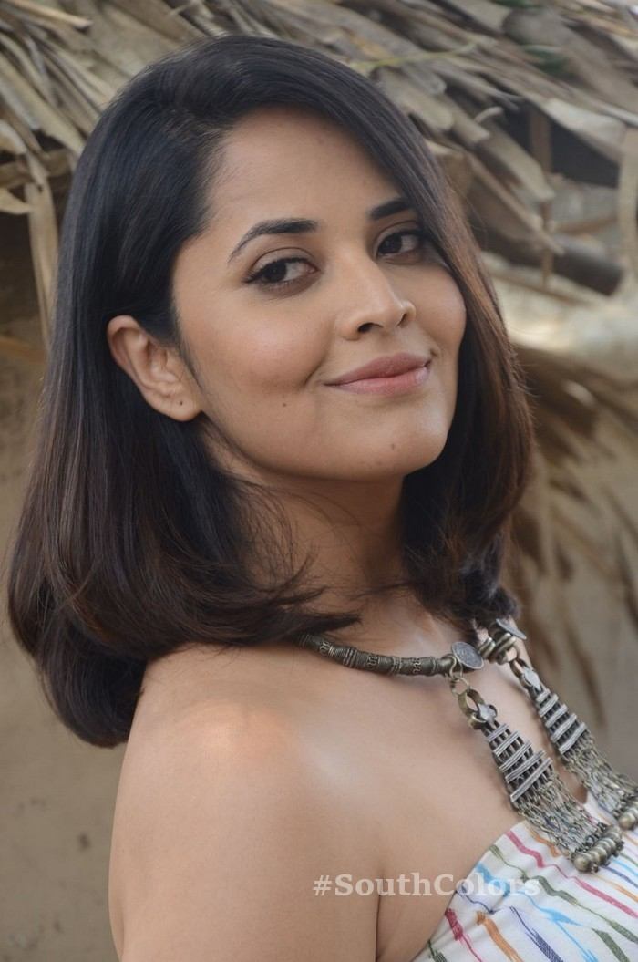 anchor anasuya latest photos rangasthalam movie release press meet 22