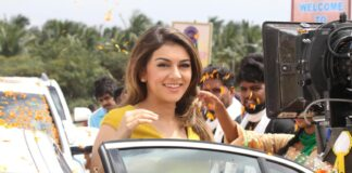 Cheating Complaint Filed Against Hansika Motwani in Nadigar Sangam at the Nadigar Sangam manager Munusamy