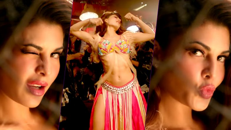 Ek Do Teen Song - Jacqueline Fernandez as Mohini