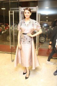 kajal aggarwal latest photos at mla pre release event southcolors 1