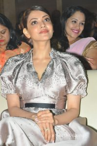 kajal aggarwal latest photos at mla pre release event southcolors 10