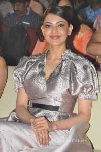 kajal aggarwal latest photos at mla pre release event southcolors 11