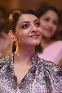kajal aggarwal latest photos at mla pre release event southcolors 14