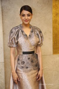 kajal aggarwal latest photos at mla pre release event southcolors 6