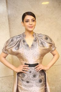 kajal aggarwal latest photos at mla pre release event southcolors 8