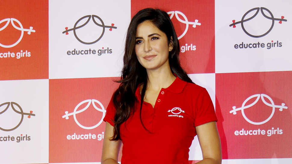 Katrina Kaif Appointed As Brand Ambassador of Educate Girls