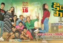 Kirrak Party Movie Audio Launch LIVE Online Streaming