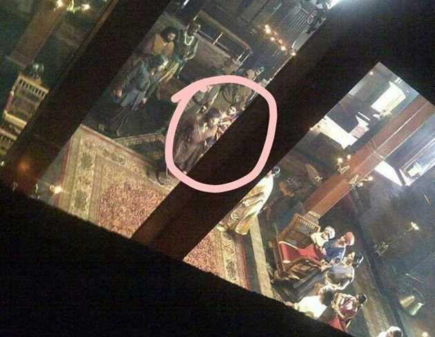 Megastar Chiranjeevi's Sye Raa Leaked Photos Goes Viral on Social Media