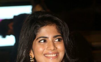 Megha Akash Latest At Chal Mohan Ranga Pre-Release Event