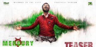 Prabhudeva's Mercury Movie Official Teaser