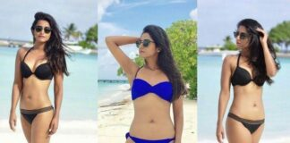 Model Pranwesha Latest Bikini Photoshoot