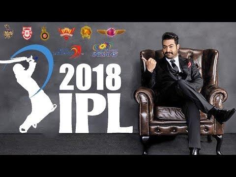 NTR Turns Brand Ambassador for IPL 2018