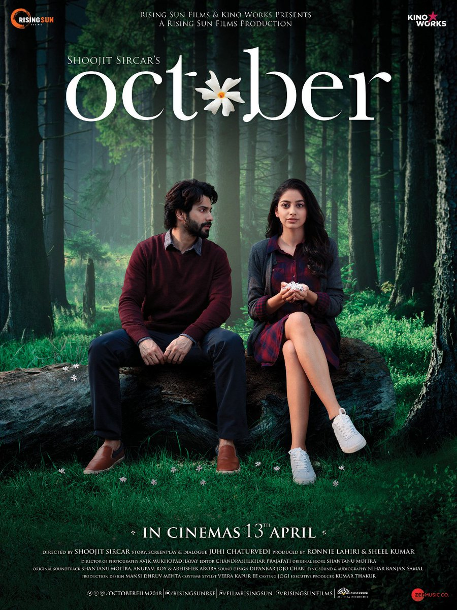 October Official Trailer