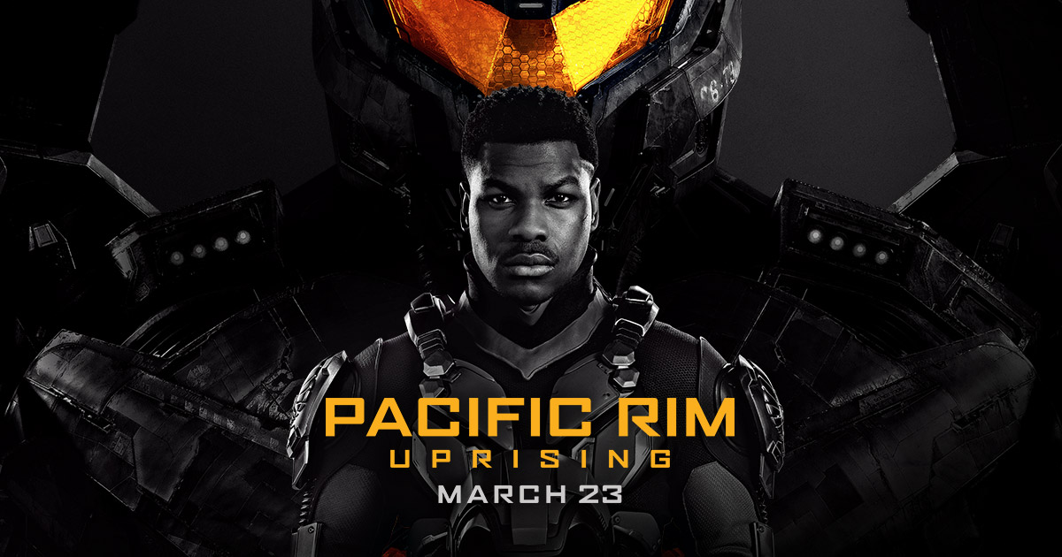 Pacific Rim Uprising Movie Release in India
