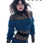 priyanka chopra hot photoshoot for elle magazine 2018 7