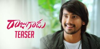 Rajugadu Movie Teaser