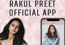 Rakul Preet Singh Launches Her Own Official App