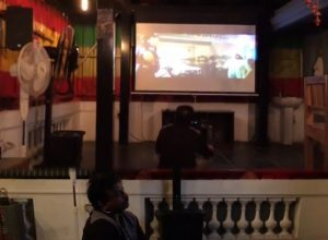Ram Gopal Varma Watching Sridevi Dance Moves with Vodka Glass