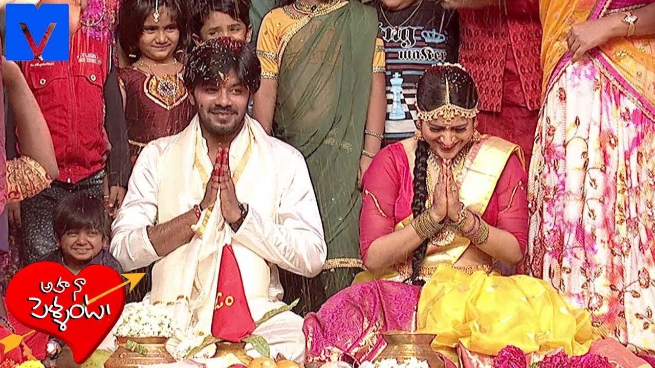 Rashmi Gautam and Sudigali Sudheer Wedding Video Goes Viral