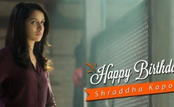 Saaho Movie Team wishes Happy Birthday to Shraddha Kapoor