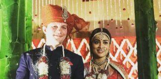 Shriya Saran and Andrei Koscheev Wedding Photos and Videos