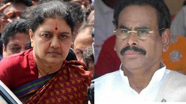 Sasikala's Husband M Natarajan Passes Away