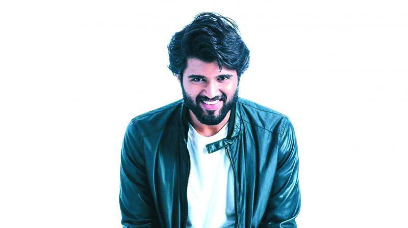 Vijay Devarakonda tops the list of Most Desirable Men of 2017