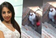 Actress Sanjjanaa Galrani Shares Video Of Sexual Harassment
