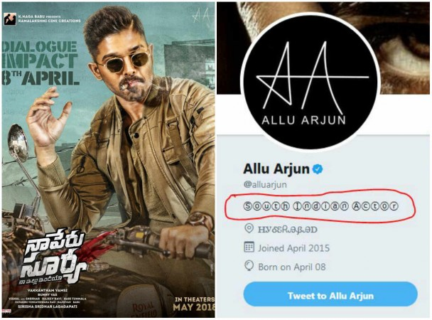 Allu Arjun Trolled for Naa Peru Surya Naa Illu India Dialogue Impact