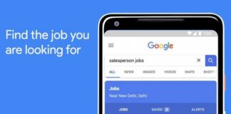 Google Launches Google Jobs Search in India