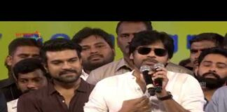 Pawan Kalyan Full Speech At Rangasthalam Success Meet